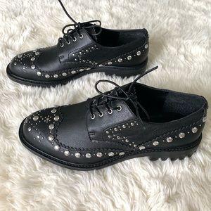 Kelsi Dagger Brooklyn Border Cordova Loafer Shoes